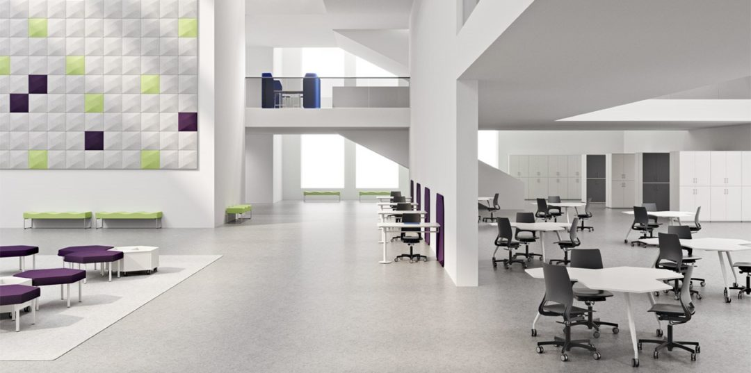 Upcoming School Designs: How Furniture Influences Learning